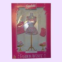 Barbie 1997 Fashion Avenue Pink Lingerie Set
