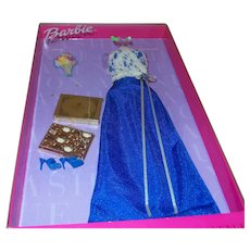 1990's Barbie Doll Fashion Avenue Breakfast In Bed Outfit