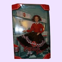 Coca Cola Barbie - NRFB - 1999 - Collector Edition