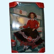 Coca Cola Barbie - NRFB - 1999 - Collector Edition