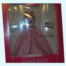 Barbie Fashion Avenue Evening Wear NRFB