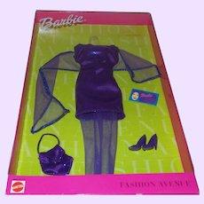 Barbie Fashion Avenue NY Night NRFB