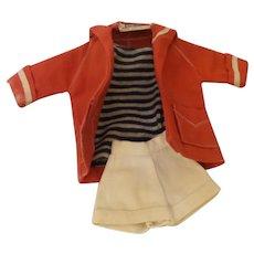 Vintage Barbie Resort Wear Outfit # 963