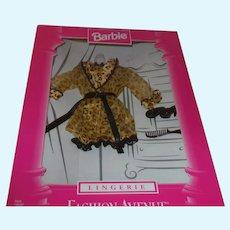 Barbie Fashion Avenue Lingerie 1998 NRFB