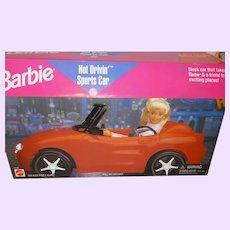 Barbie NRFB Sports Car