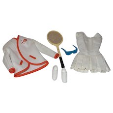 Barbie Tennis Outfit #941
