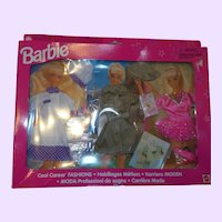 Barbie Package of Three Outfits NRFB