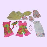 Barbie Lingerie Wardrobe