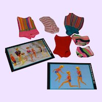 Barbie Collection of Swimwear