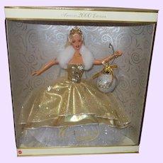 Celebration Barbie Special 2000 Edition NRFB