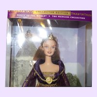 Barbie Princess of the French Court NRFB