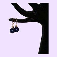 Kyanite Dangle Earrings