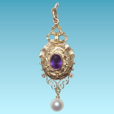 Antique fine jewelry victorian pendants nola pearl girls ruby lane get alerts when there are new arrivals for antique fine jewelry victorian pendants nola pearl girls ruby lane aloadofball Images