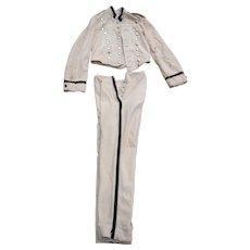 Early 20th Century Wool Bellhop Uniform