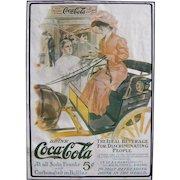 c1906/07 Matted Coca Cola Magazine Advertisement #11