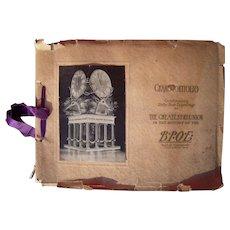 1904 BPOE (Elks) Convention at Cincinnati, OH Book