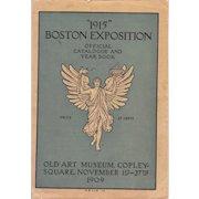 "Catalog ""1915"" Boston Exposition (held in 1909)"