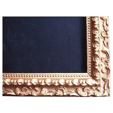 """Ornate Gold Victorian Picture Frame 12"""" x 15"""""""