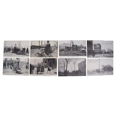Lot 80+ Postcards of 1908 Chelsea, MA Fire