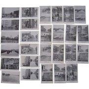Lot 27 Postcards of 1936 Flood in Hartford, CT