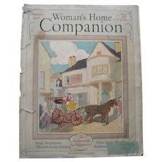 Woman's Home Companion Magazine September 1926