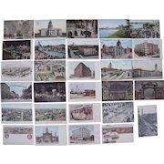 Lot 29 Postcards of c1900s/1910s  Denver, Colorado