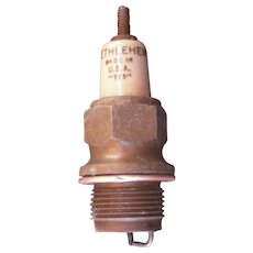 Early 20th Century Bethlehem 775 Spark Plug