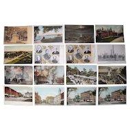 Lot 143 c1910 Postcards of Portland Maine #1