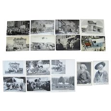 Lot 16 Ezra Meeker (Oregon Trail) Postcards c1910 #2