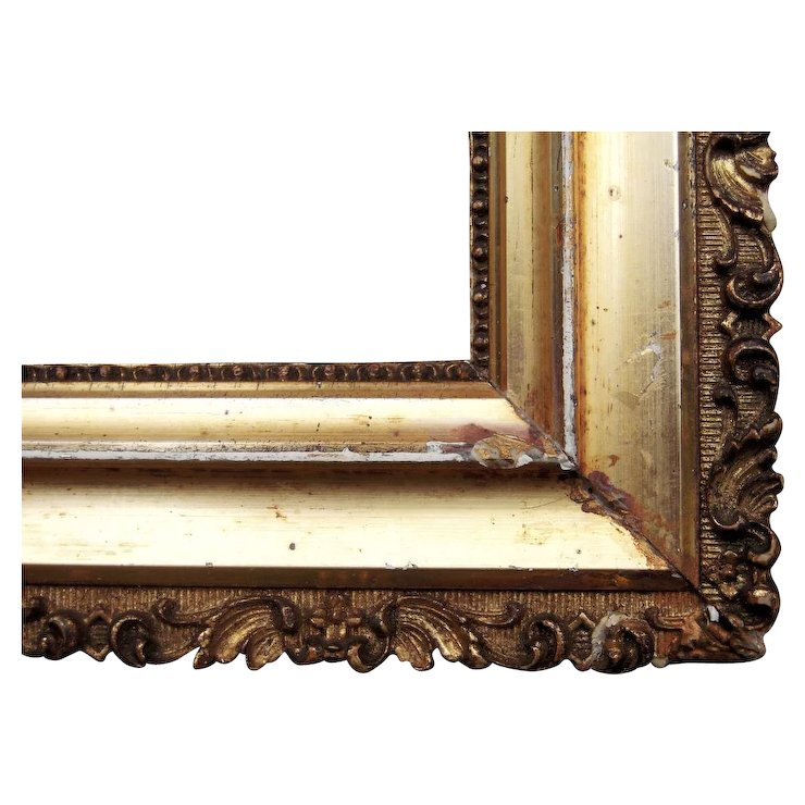 Ornate Gold Victorian Picture Frame 13\