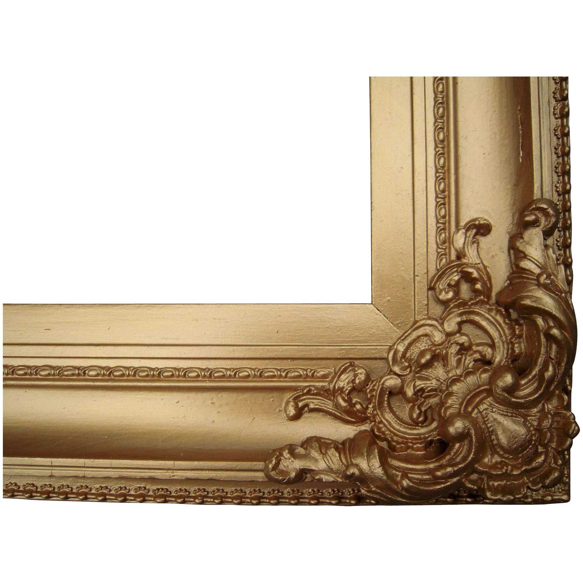Large ornate gold victorian picture frame 20 x 25 blue spruce click to expand jeuxipadfo Image collections