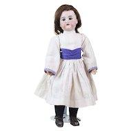 """1910s Antique German Armand Marseille Florodora Bisque Doll 22"""""""