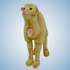 1950's Steiff Camel with Full ID MINT