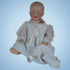 Rare Mold German  Character Kaiser Doll Baby L 174 H