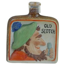 Scheaffer and Vater OLD SCOTCH Nip Bottle