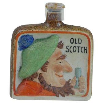 Scheaffer and Vater OLD SCOTCH Nip Bottle