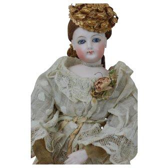 Stunningly Beautiful 15 inch Gesland French Fashion Doll