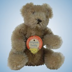 1950's Steiff 3' Little Bendy Teddy Bear