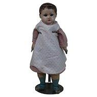 Early 1900's Alabama Baby Oil Cloth Doll
