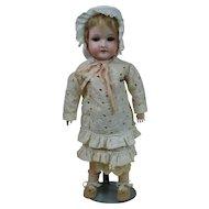 1916 CM Bergman Waltershausen German Doll