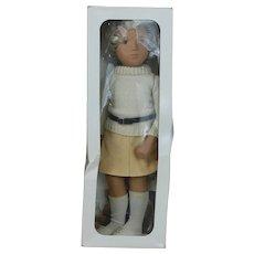 1982 Sasha Doll 112 Sash Blond Sweater