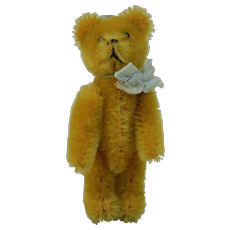 "1950's Schuco 4"" Yellow Bear"