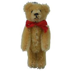"1950's Schuco 4"" Honey Bear"