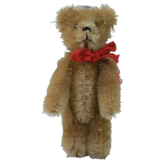 "1950's Schuco 4"" Brown Bear"