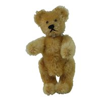 "1950's Steiff 4"" Miniature Golden Bear"