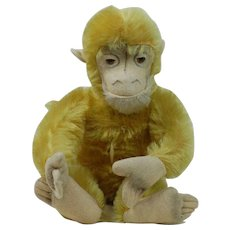 1930's-40's English Musical Monkey