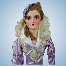 1930's French Bed Doll