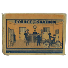 1920's Marx's Home Town Police Station Set