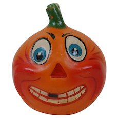 1920's German Pumpkin Head Candy Container