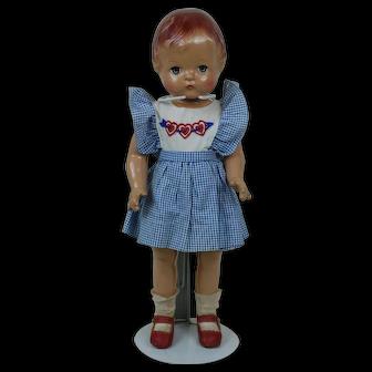 1930's Effandbee Patsy Doll